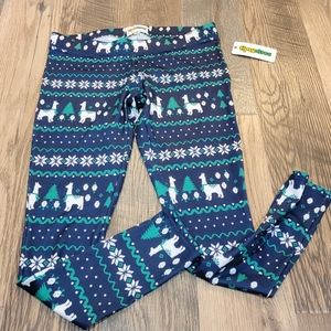 NEW Tipsy Elves Fair Isle Christmas Leggings